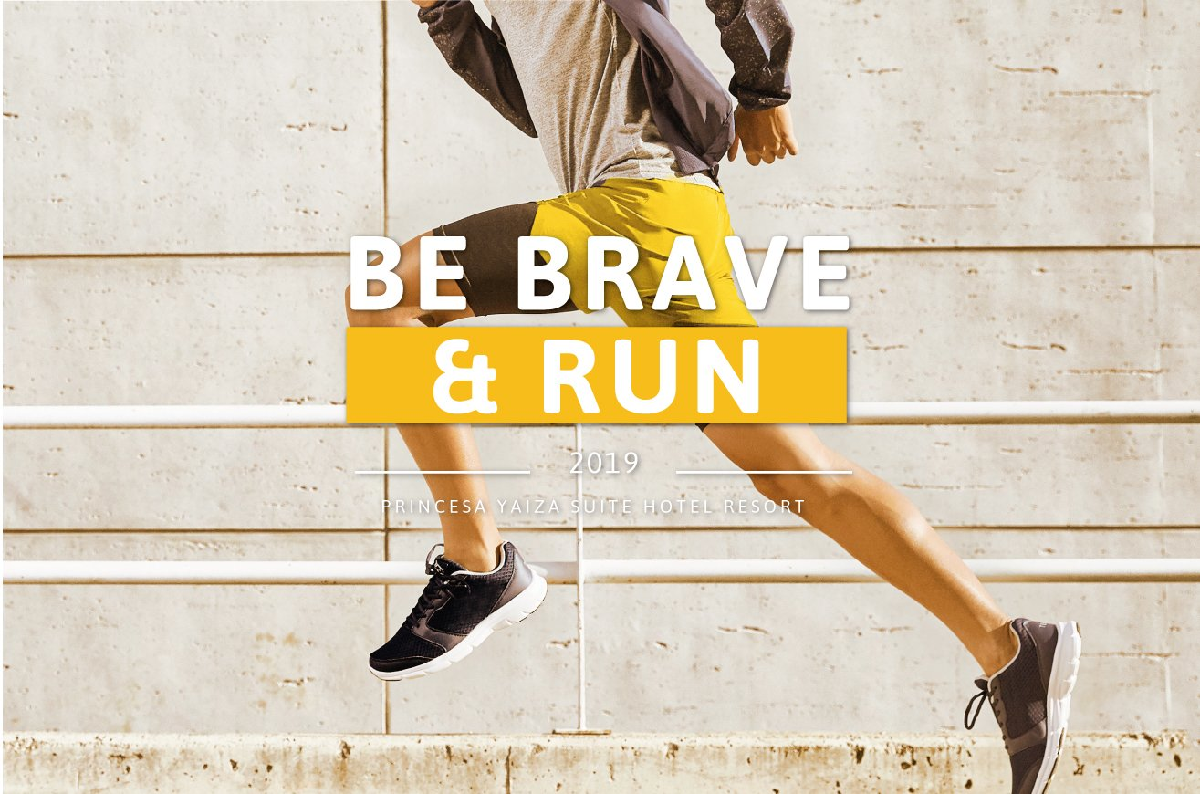 IX Carrera solidaria Be Brave and Run